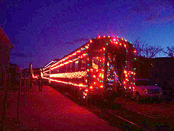 West Texas  Polar Express